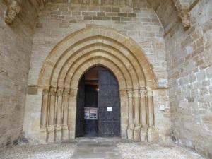 117. Monasterio de Irache. Portada