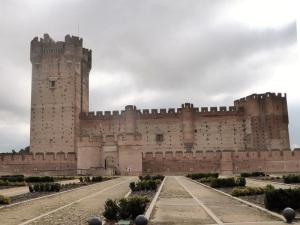 118. Medina del Campo. Castillo de la Mota