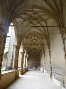 125. Monasterio de Irache. Claustro