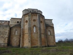 128. Monasterio de Irache. Cabecera