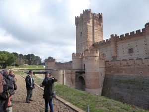 129. Medina del Campo. Castillo de la Mota