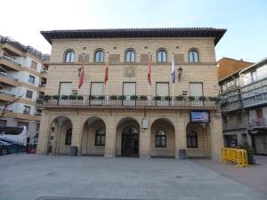 132. Peralta. Ayuntamiento
