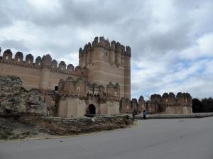 135. Castillo de Coca
