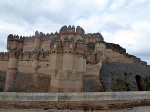 136. Castillo de Coca