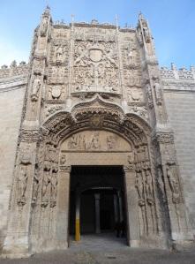 15. Valladolid. San Gregorio