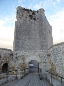 174. Castillo de Íscar