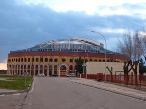 177. Íscar. Plaza de toros
