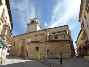 182. Peñafiel. Santa María