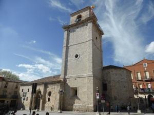 182b. Peñafiel. Santa María