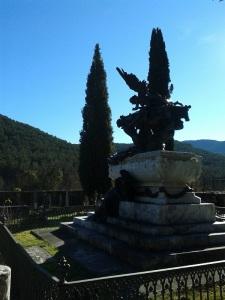 188. El Roncal. Mausoleo de Julián Gayarre
