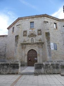 188. Peñafiel. Antiguo convento de Santa Clara