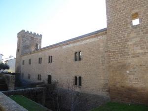 197. Sangúesa. Castillo Príncipe de Viana