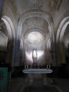 207. Monasterio de Leyre. Iglesia