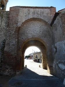 209. Olmedo. Arco de San Miguel