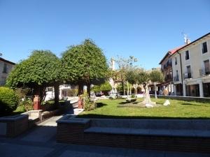 218. Olmedo. Plaza Mayor