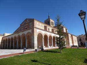 219. Olmedo. Santa María del Castillo