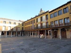 226b. Tordesillas. Plaza Mayor