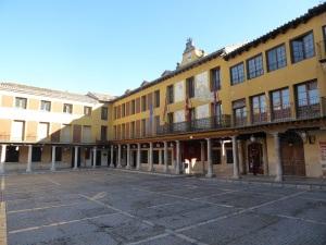 226b. Tordesillas. Plaza Mayor