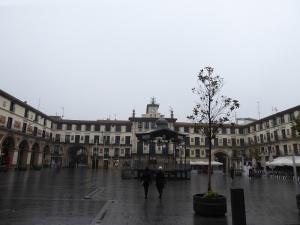241. Tudela. Plaza de los Fueros