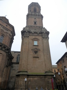 243. Tudela. Catedral. Campanario