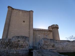269. Villafuerte de Esgueva. Castillo de los Franco de Toledo