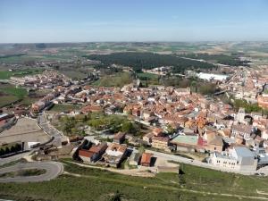 286. Peñafiel desde el castillo