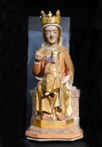 Virgen de Anoz. XII