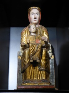Virgen de Eristain. XII