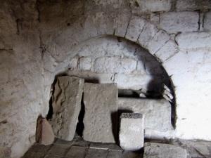 San Gregorio. Arcosolio