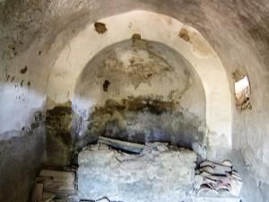 San Macario Nuevo. Interior