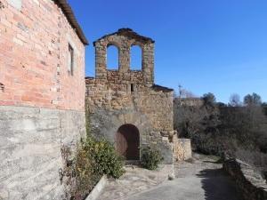 Santa Lucía. Fachada
