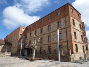 001. Astorga. Hotel