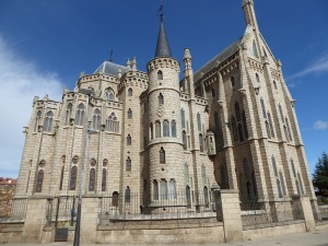 005. Astorga. Palacio Episcopal