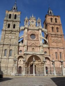 016. Astorga. Catedral