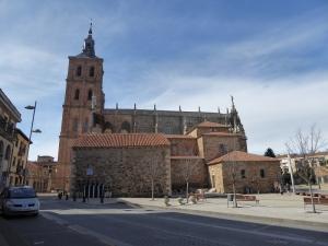 019. Astorga. Catedral