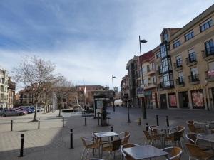 022. Astorga. Plaza de Santocildes