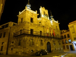 033. Astorga. Ayuntamiento