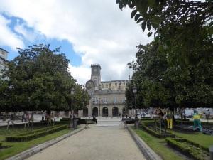 039. Lugo. Plaza Mayor