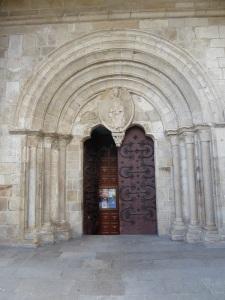 048. Lugo. Catedral. Puerta norte