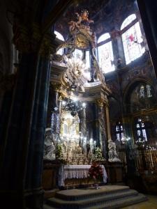 054. Lugo. Catedral. Retablo Mayor