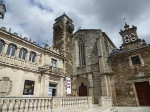 065. Lugo. Praza Soedade. San Pedro