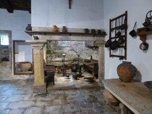 066. Lugo. Museo Provincial. Cocina