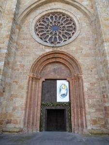 114. Mondoñedo. Catedral. Portada
