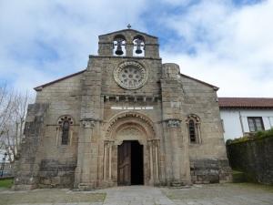 132. Santa María de Cambre
