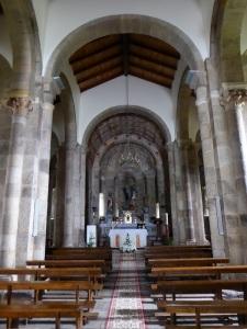 134. Santa María de Cambre