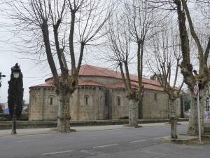 136. Santa María de Cambre