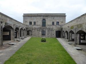 172. La Coruña. Castillo de San Antón