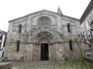 193. La Coruña. Santa María del Campo