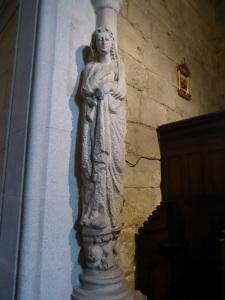 199a Virgen Anunciación al norte entrada