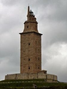 228. La Coruña. Torre de Hércules